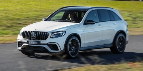 2018-20 Mercedes-AMG GLC 63 recalled for wiring fault