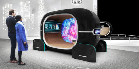 Kia to debut mood recognition technology at CES