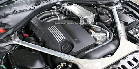 BMW M3 twin-turbo six-cylinder engine revealed
