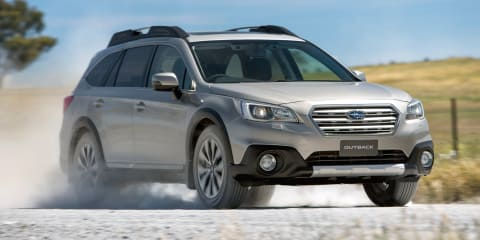 2015 Subaru Liberty, Outback recalled over pre-collision braking defect