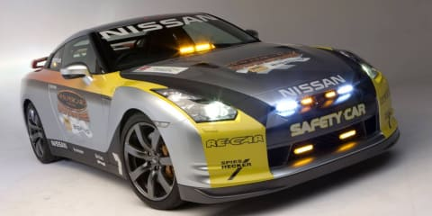 Nissan GT-R and V8 Supercars part ways