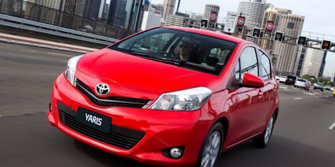 Toyota Yaris YR Review