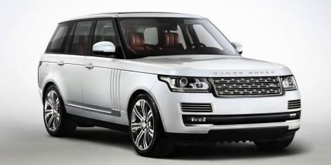 Land Rover: New Cars 2014