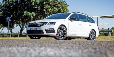 2018 Skoda Octavia RS wagon review