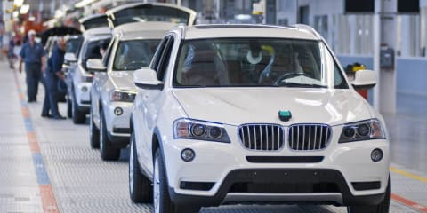 BMW employees caught stealing parts in Munich