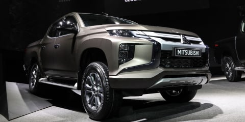 Mitsubishi expected to lead Alliance's pickup development