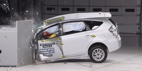 Honda Accord, Suzuki Kizashi outperform luxury cars in crash test