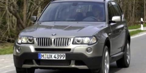 2007 BMW X3 Release Date