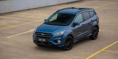 2018 Ford Escape ST-Line long-termer: Interior and infotainment