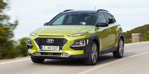 2018 Hyundai Kona: First look