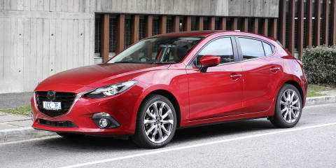 Mazda 3 XD Astina : 420Nm diesel launches from $40,230