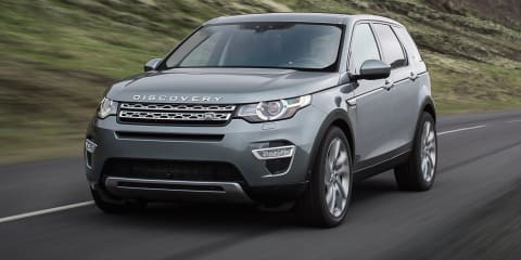 2015 Land Rover Discovery Sport revealed