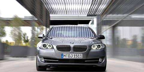 2010 BMW 5 Series achieves five star Euro NCAP rating