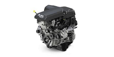 Fiat Chrysler reveals upgraded 3.6-litre Pentastar V6, Jeep Grand Cherokee first recipient