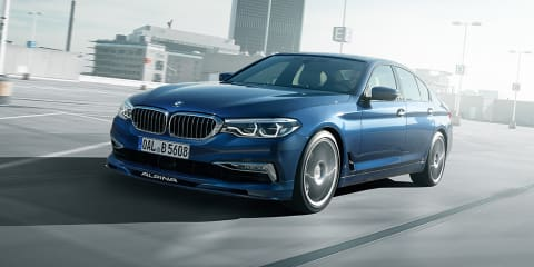 2018 Alpina B5 BiTurbo pricing and specs - UPDATE