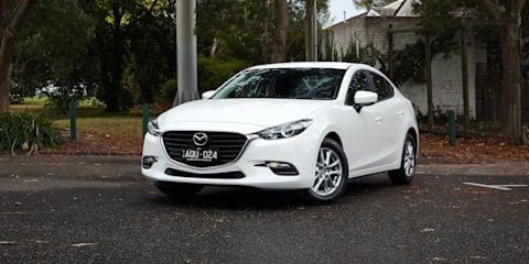 2018 Mazda 3 Neo Sport sedan review
