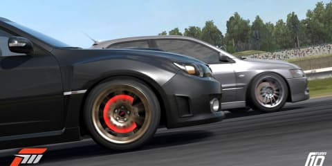 Forza Motorsport 3 first impressions