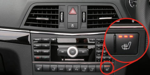 Seat heater burns to be investigated in the US