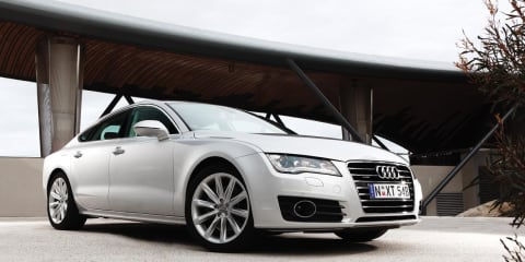 2011 Audi A7 Sportback launched in Australia