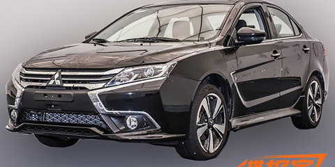Mitsubishi Lancer gets full-body 'Dynamic Shield' makeover - UPDATE