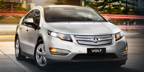 Holden Volt: Better Place named EV charging partner