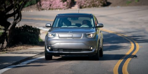 Kia testing inductive charging on Soul EV
