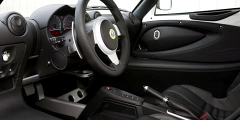 Lotus Exige S automatic here in 2015