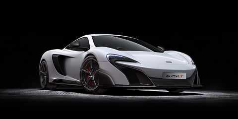 McLaren 675LT unveiled with 497kW 3.8-litre twin-turbo V8