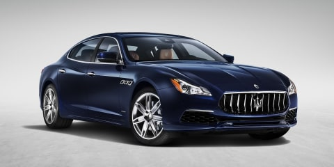 2017 Maserati Quattroporte revealed, Australian deliveries due later this year