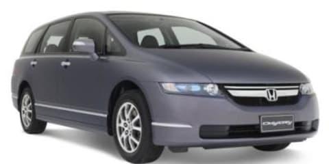Honda Odyssey 2006 facelift
