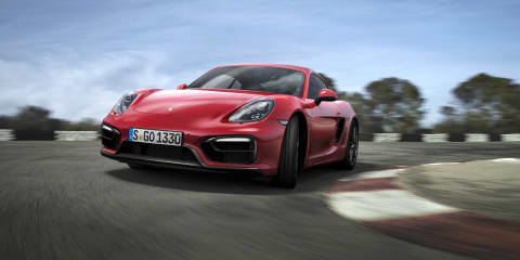 Porsche Cayman GTS Review