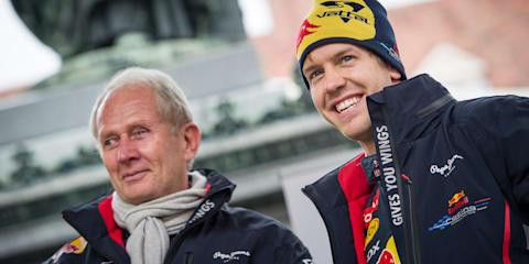 'Webber can't maintain winning form': Red Bull motorsport director