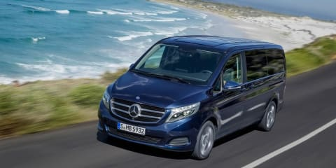 2015 Mercedes-Benz V-Class revealed