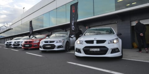 HSV forced to conform to Holden demands for VF Commodore program