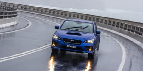 Sydney to Berry day trip : Driving the Subaru WRX Premium