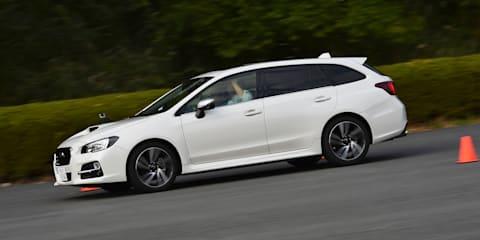 2016 Subaru Levorg:: Initial Australian details revealed