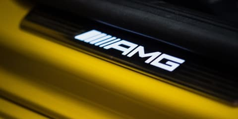 2019 Mercedes-AMG A35 teased