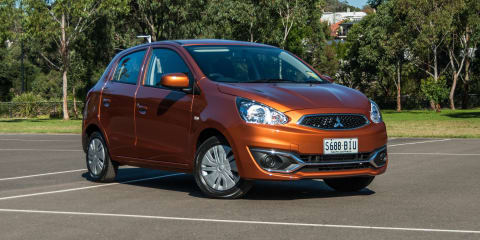 2016 Mitsubishi Mirage ES Review