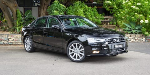 2015 Audi A4 Review : Run-out round up