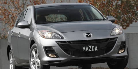 Mazda sales hold strong in July and second half of 2010