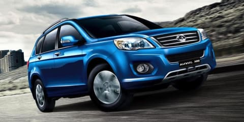 Great Wall to sell SUVs in US by 2015