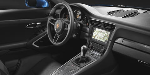 Porsche: GT3 manual doing well, but won't be offered with the RS