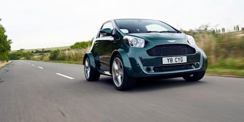 Aston Martin Cygnet V8 review