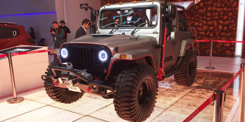 Mahindra Thar hardcore off-roader could be coming to Australia