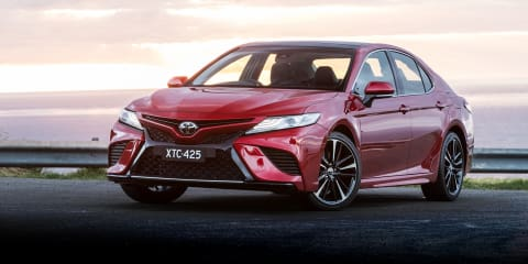 2018 Toyota Camry review: First Australian drive