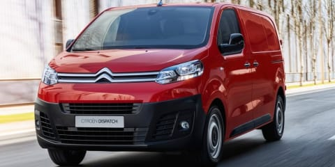 2018 Citroen Dispatch recalled