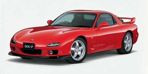 Mazda planning RX-7 revival by 2012