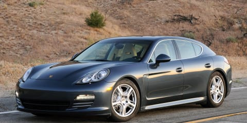 Porsche Panamera sells 22,518 in first year of sales