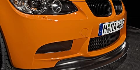 Video: BMW M3 GTS updates