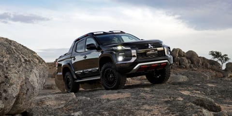 Mitsubishi not planning Ford Ranger Raptor rival